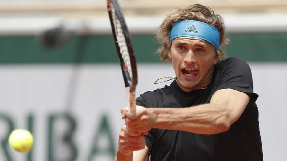 French Open: Alexander Zverev beats Fognini to reach quarter-finals