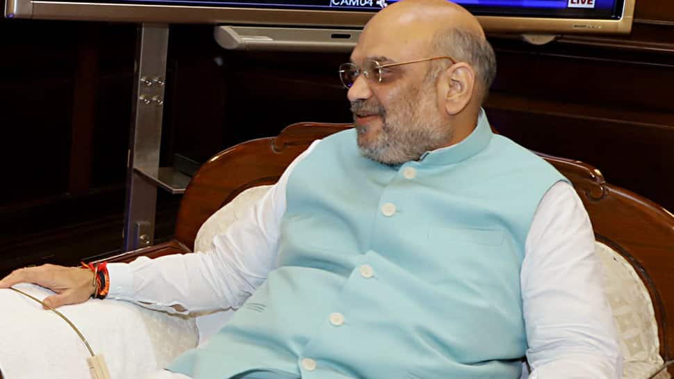 Home Minister Amit Shah holds high-level meeting on security situation of Jammu and Kashmir