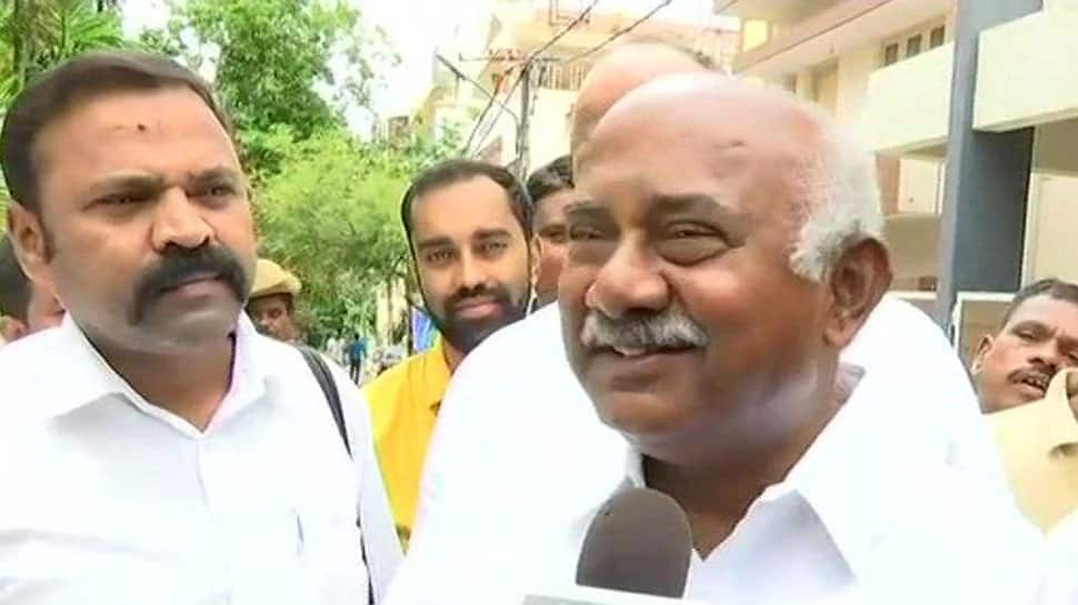 Karnataka JD(S) chief H Vishwanath resigns from post, takes moral responsibility for party's defeat in Lok Sabha poll