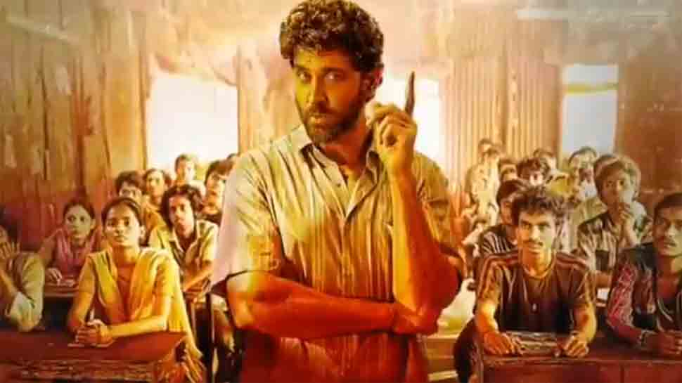 Hrithik Roshan unveils motion poster of Super 30 — Watch