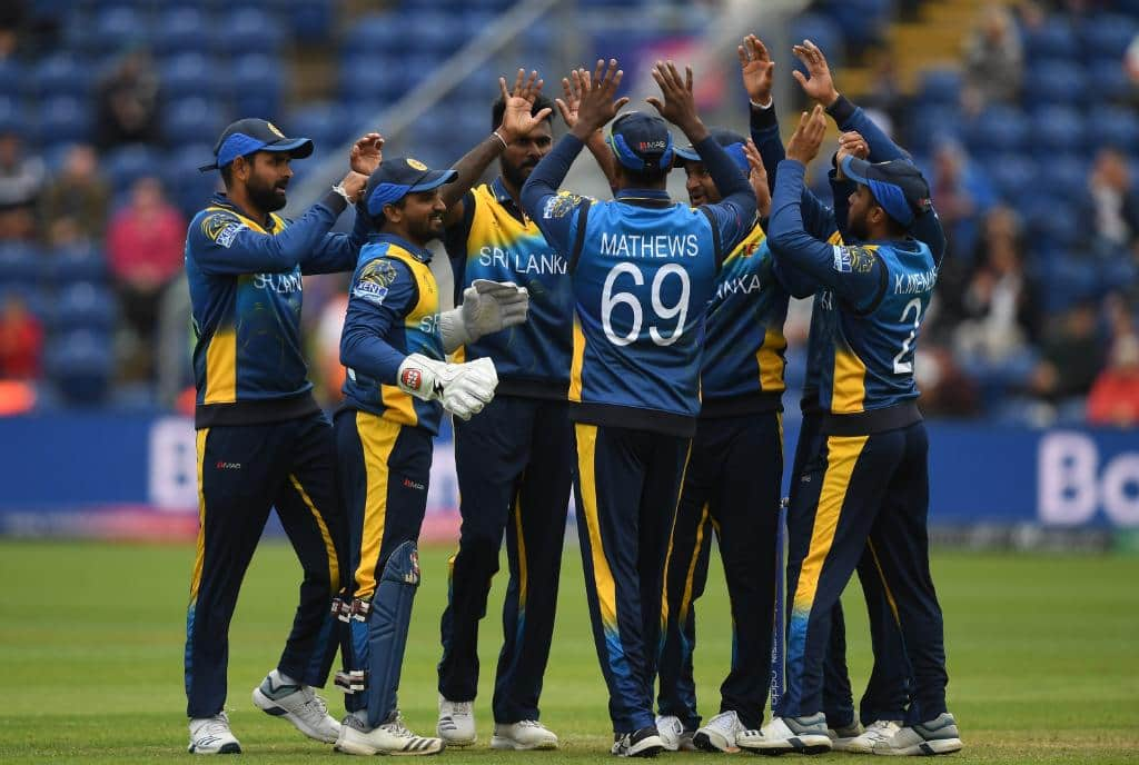 ICC World Cup 2019: Sri Lanka vs Afghanistan--Statistical Highlights