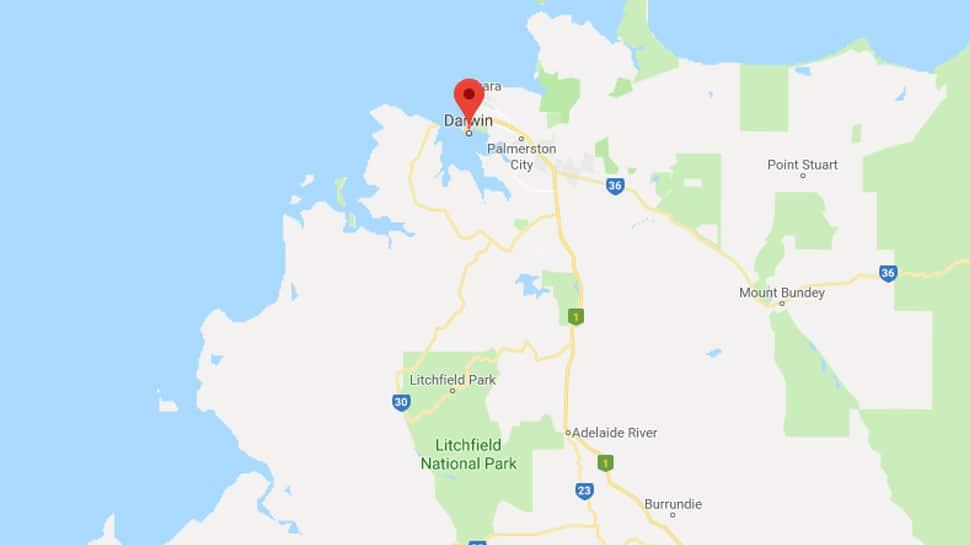 Shooter kills four in Australian city of Darwin