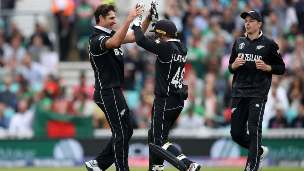 ICC World Cup 2019: New Zealand edge past Bangladesh in a thriller