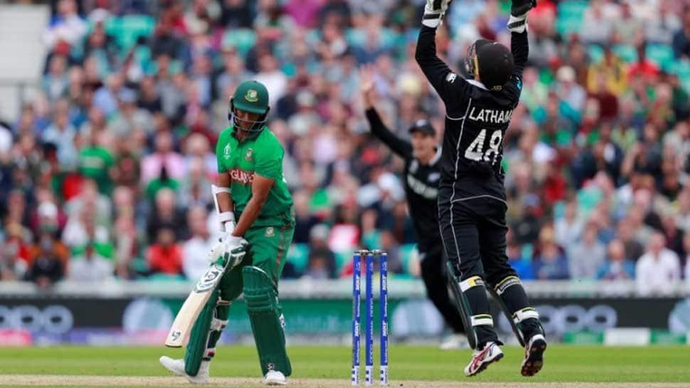 ICC World Cup 2019: Bangladesh vs New Zealand- Statistical Highlights