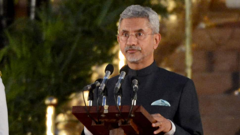 S Jaishankar holds telephonic conversations with foreign ministers of France and Turkey