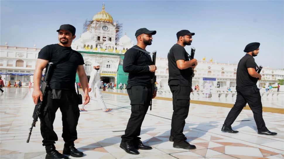 Amritsar turns into fortress with 3,000 security personnel for Operation Blue Star's anniversary
