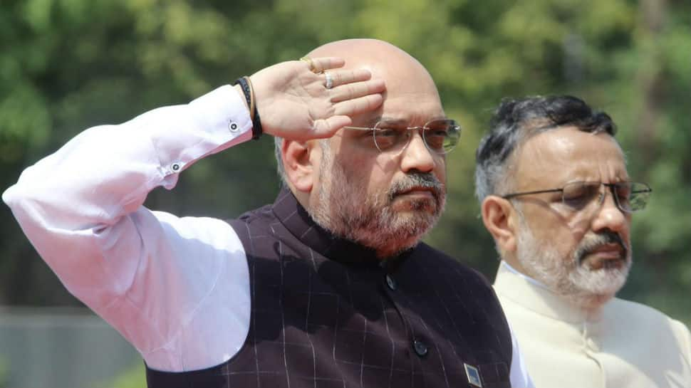 Shiv Sena mouthpiece heaps praise on Amit Shah for considering delimitation of J&K constituencies