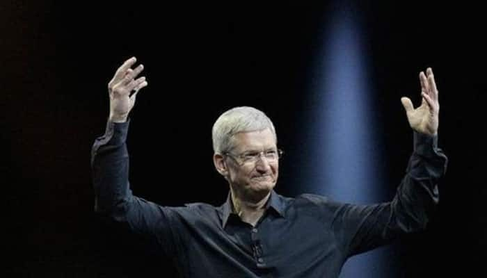 Tim Cook rejects charges of Apple being 'a monopoly'