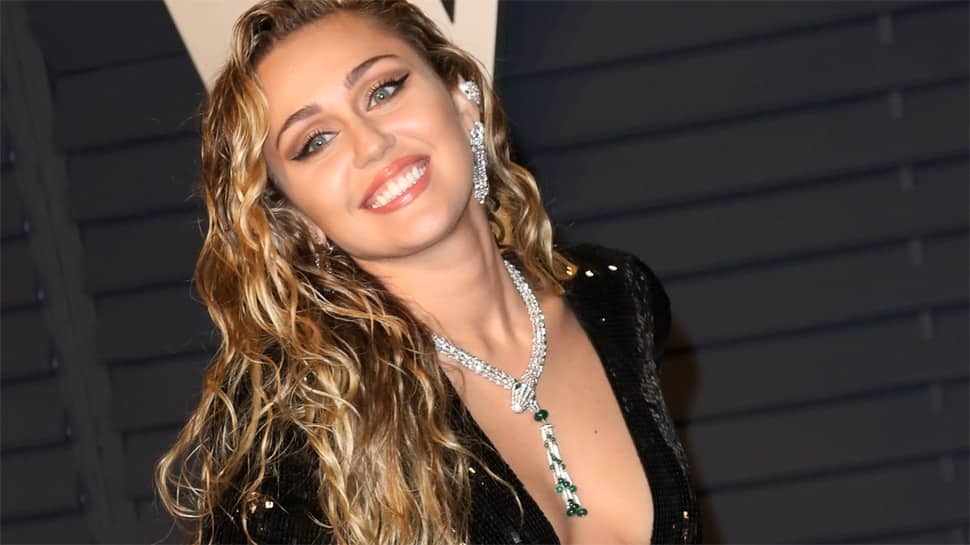 Miley Cyrus changes social media profile name to 'Ashley O'