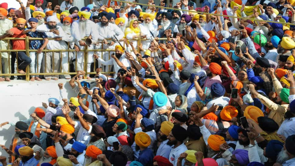 Operation Blue Star's anniversary: Pro-Khalistan slogans raised inside Golden Temple