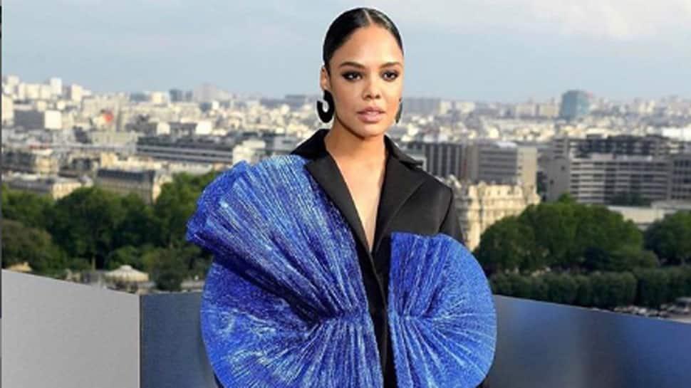 Tessa Thompson begged Nanjiani to take up 'Men in Black: International'