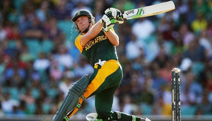 AB De Villiers backs South Africa to go all the way in World Cup days after his offer to come out of retirement is rejected