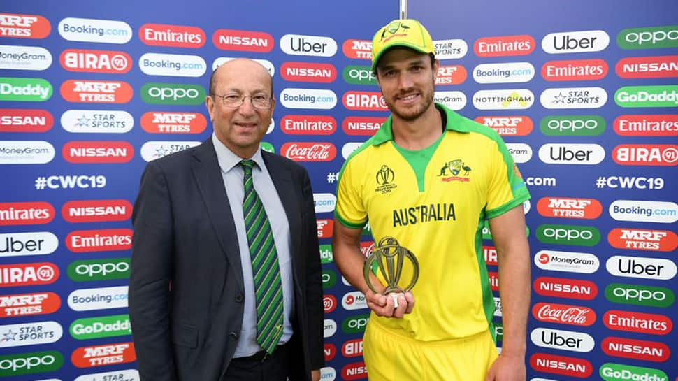 Unlikely hero Nathan Coulter-Nile blasts his way to ICC World Cup record