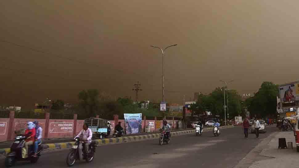 At least 19 killed due to dust storm, lightning in Uttar Pradesh