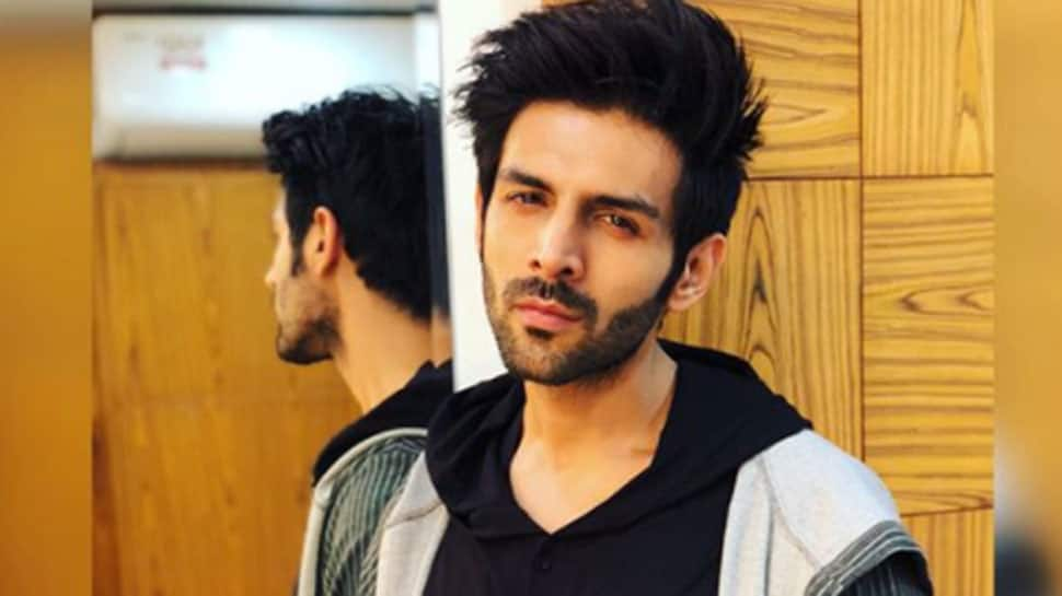 We bet you won't be able to recognise Kartik Aaryan in this viral pic from 'Love Aaj Kal 2' sets—See inside
