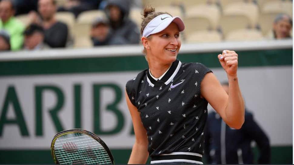 Teenager Marketa Vondrousova beats Johanna Konta to reach French Open final