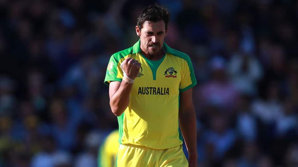 ICC World Cup 2019: Mitchell Starc sounds a warning with his lethal bowling