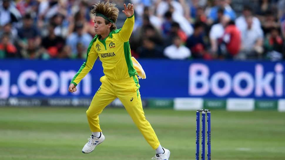 ICC World Cup 2019: Adam Zampa reprimanded for using 'audible obscenities'