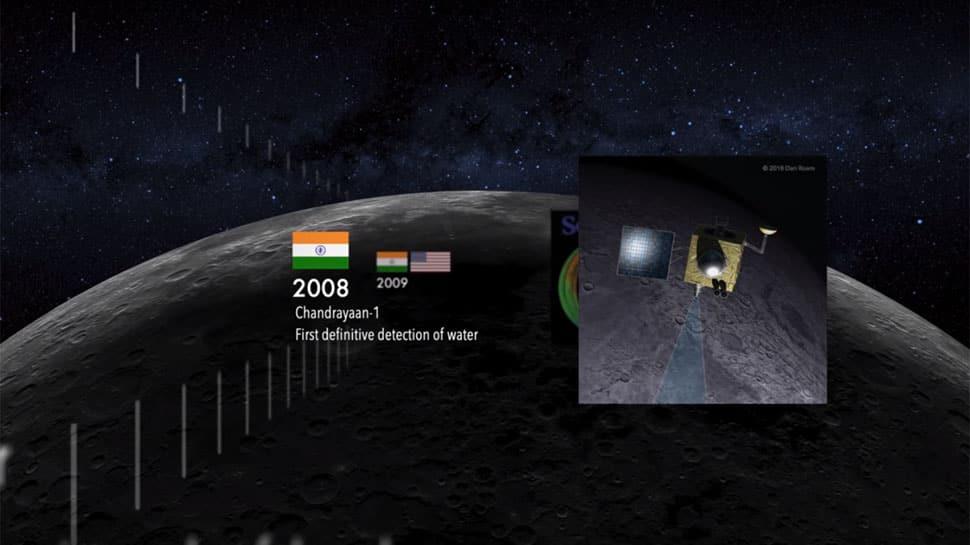 NASA refers to ISRO Chandrayaan-1's crucial discovery, says 'It's raining on the Moon'