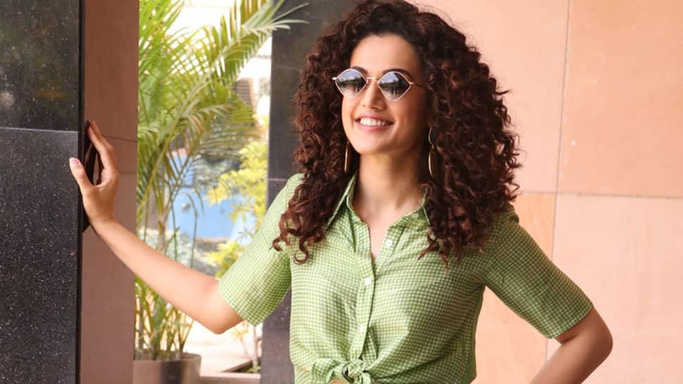 Here's why Taapsee Pannu won't date Kartik Aaryan