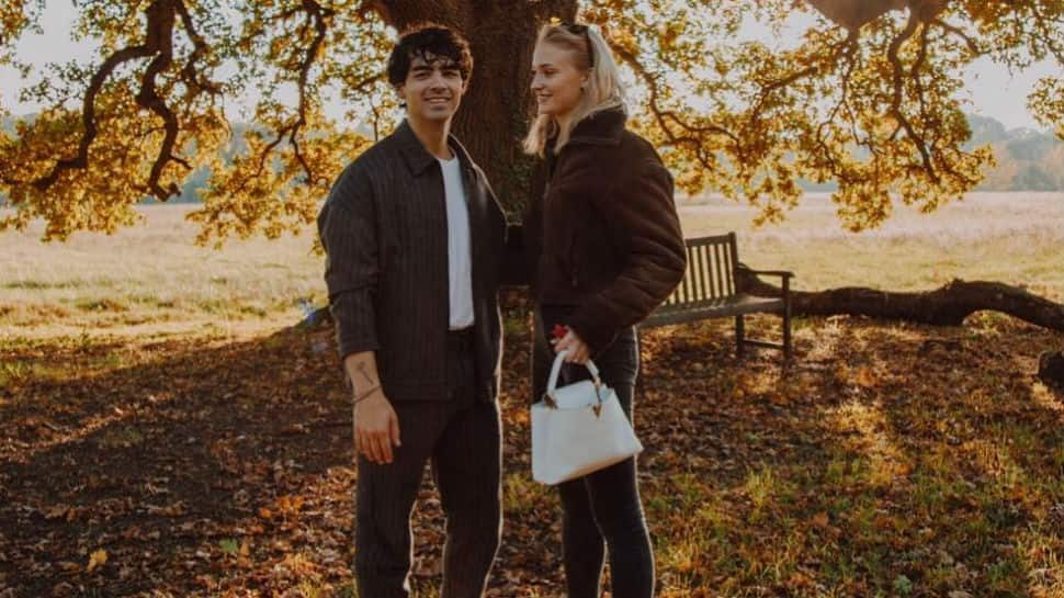 Joe Jonas and Sophie Turner reveal why they chose Vegas to tie knot
