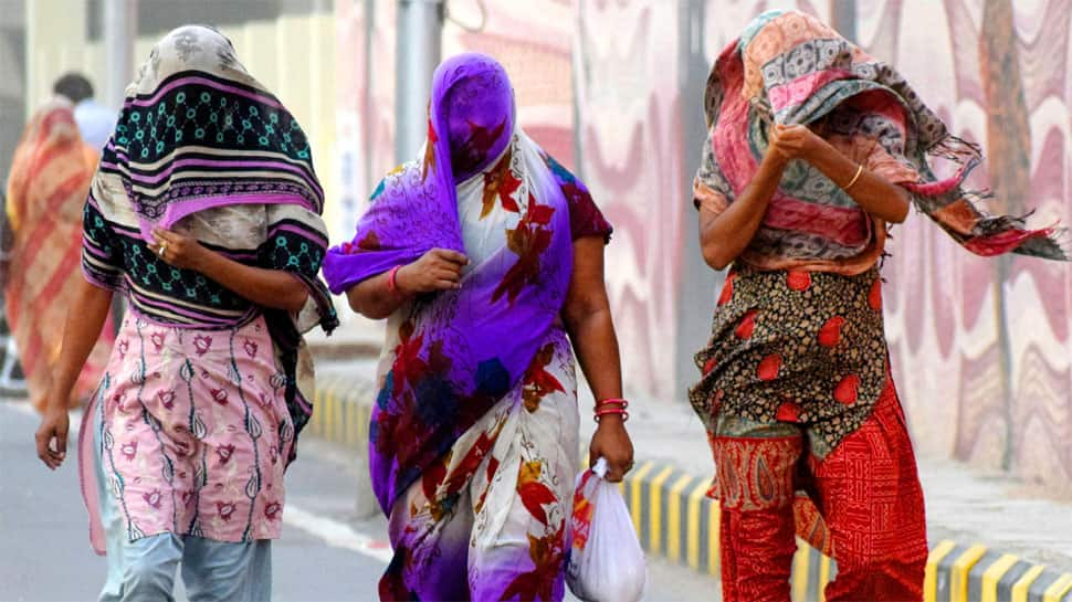 North and central India seethe under heatwave; dust storm claims 34 lives in Uttar Pradesh and Madhya Pradesh