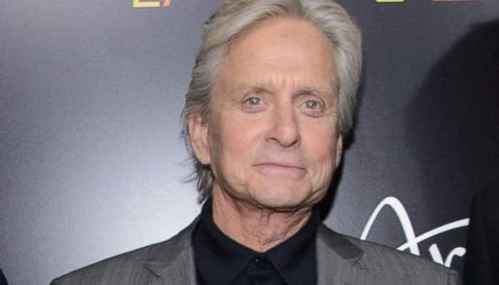Michael Douglas blames Steven Spielberg's TV bias for not winning best actor at Cannes 2013