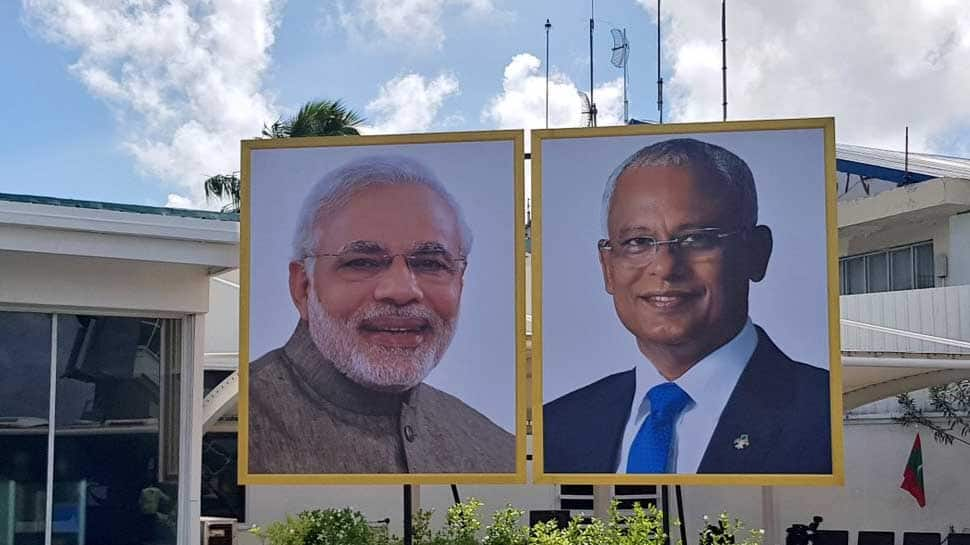 Maldives to confer highest honour on PM Narendra Modi, Male all decked up to welcome him