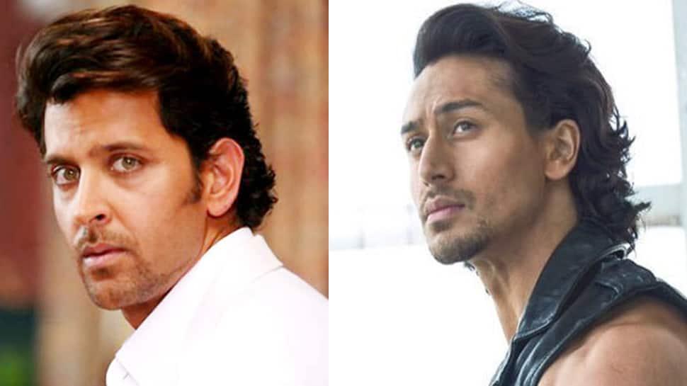 Tiger Shroff calls film with Hrithik Roshan 'correct permutation'