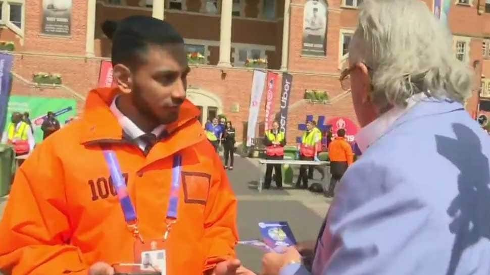Embattled liquor tycoon Vijay Mallya spotted at The Oval to watch India vs Australia clash