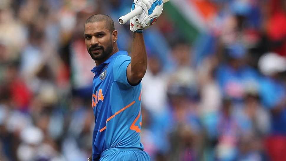 World Cup 2019: Shikhar Dhawan, Virat Kohli shine as India set 353-run target for Australia