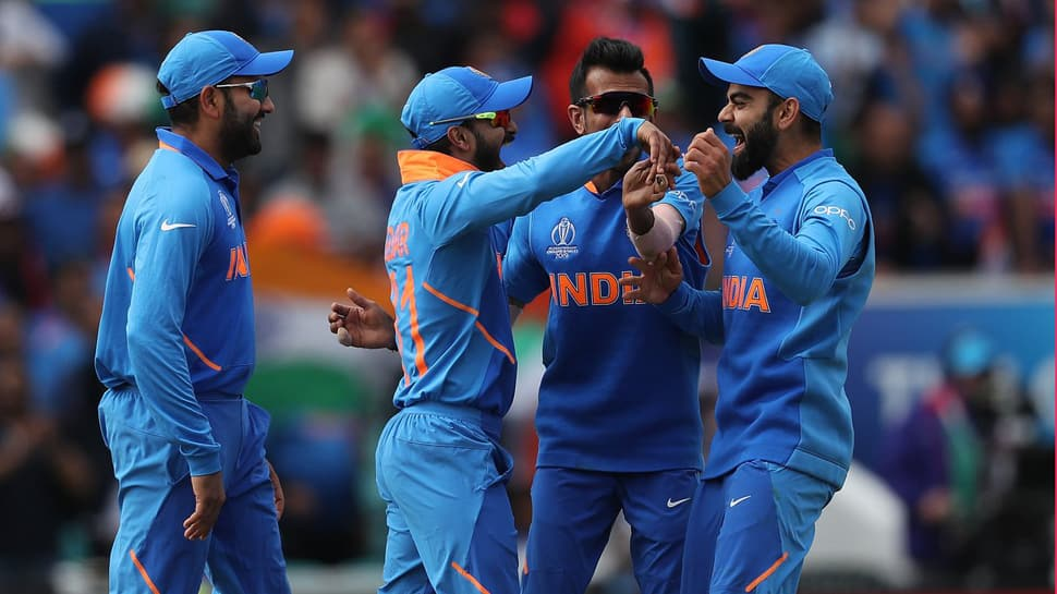ICC World Cup 2019: Shikhar Dhawan, Virat Kohli shine as India beat Australia by 36 runs