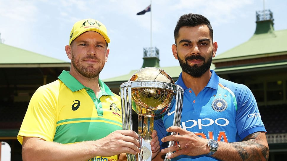 ICC World Cup 2019: India vs Australia--Statistical Highlights