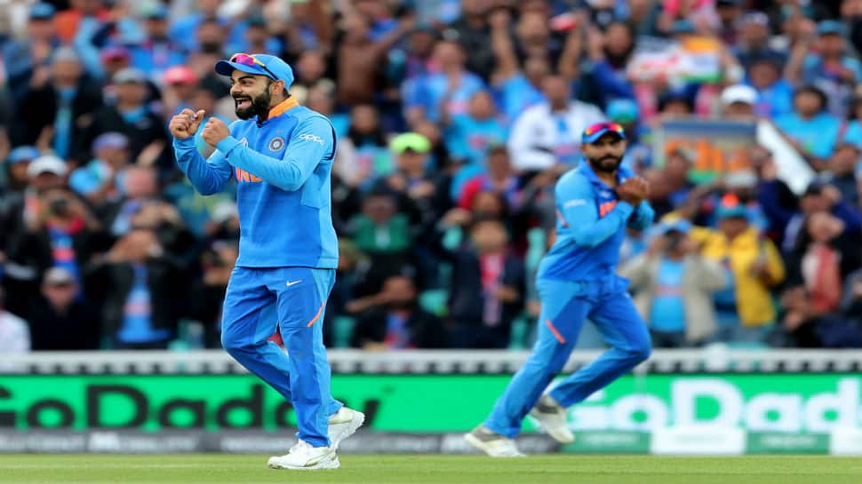 ICC Cricket World Cup 2019: Virat Kohli downplays expectations of berth in semis despite 'perfect ODI' vs Aussies