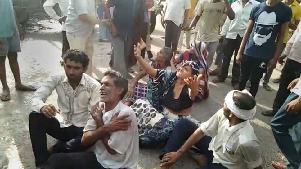 Shiv Sena mouthpiece trains guns on BJP over minor's brutal murder in Aligarh