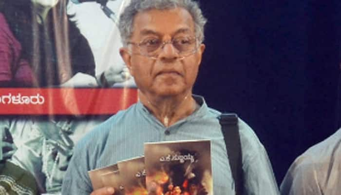Veteran actor Girish Karnad dies at 81 in Bengaluru