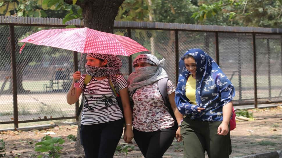 Delhi records its hottest day ever at 48 degree Celsius