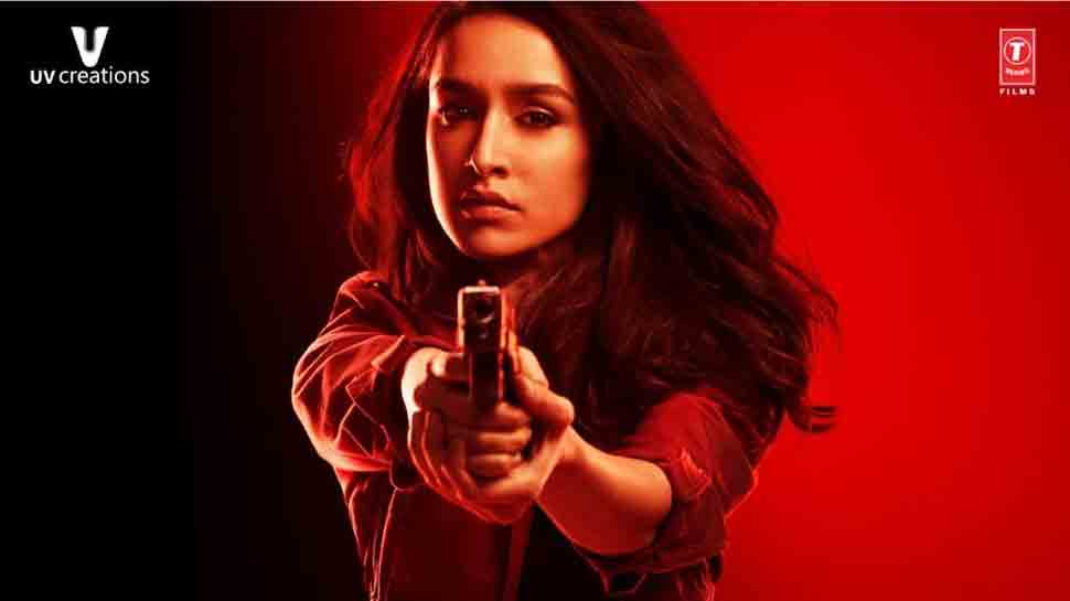 Shraddha Kapoor unveils new poster of 'Saaho'