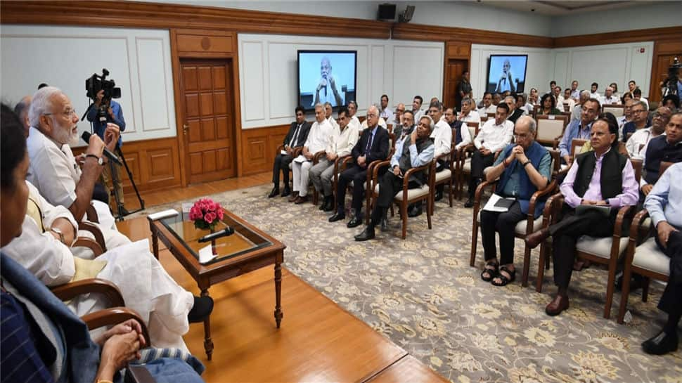 PM Narendra Modi asks top officials to come out with five-year plan for each ministry