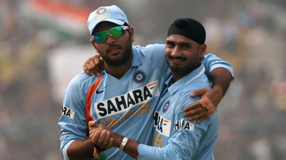Harbhajan Singh dials back time in ode to buddy Yuvraj Singh