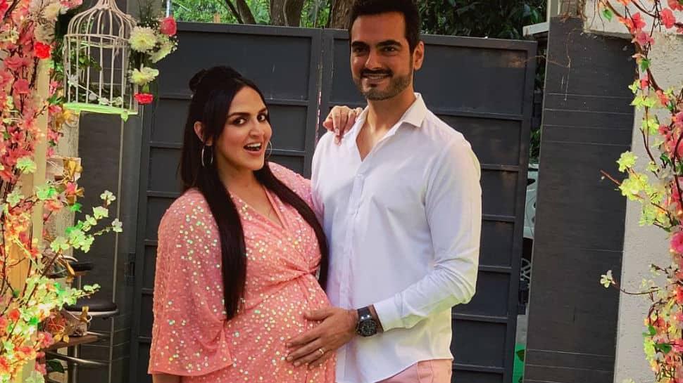 Esha Deol, husband Bharat Takhtani welcome baby girl, name her Miraya