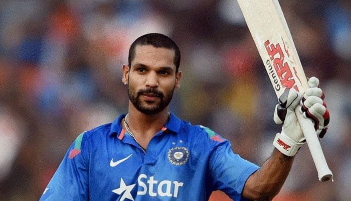 Shikhar Dhawan's World Cup fate to be known in a few hours