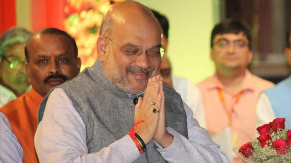As Cyclone Vayu intensifies, Home Minister Amit Shah chairs high-level meeting to review preparedness