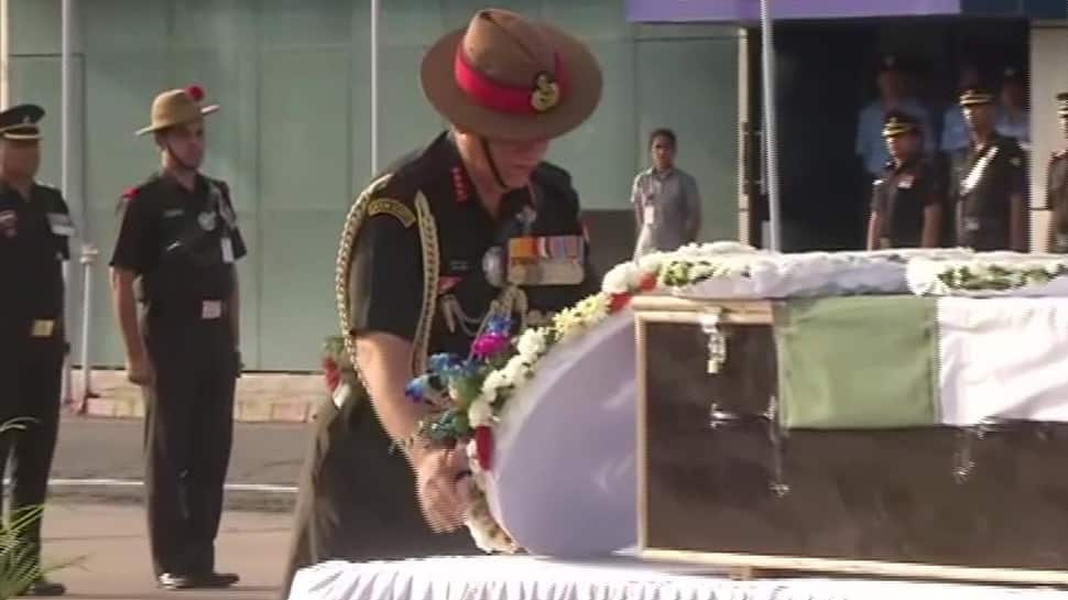 Salute India's brave son & soldier: Defence Minister, Army chief pay tribute to Army jawan martyred in J&K's Poonch sector