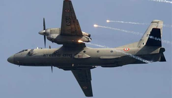 Dense forest, high mountains hinder search for missing AN-32