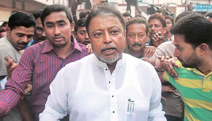 BJP leader Mukul Roy urges Home Minister Amit Shah to protect people of West Bengal