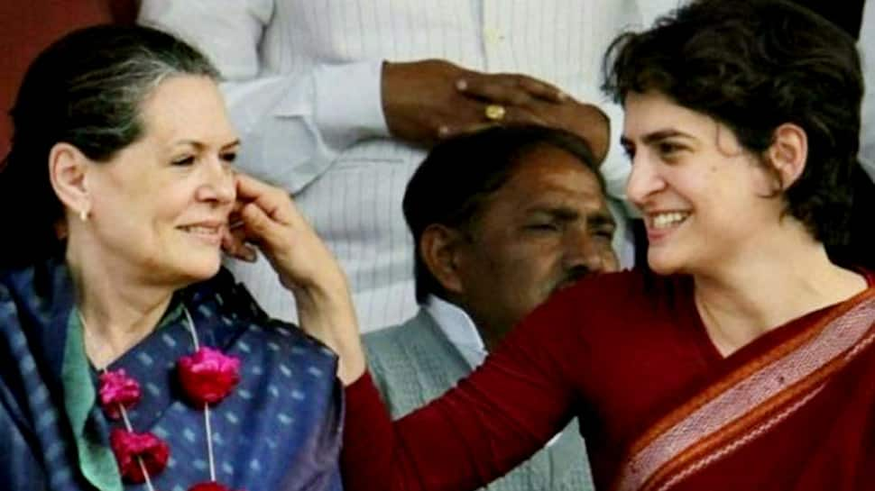 Sonia Gandhi and Priyanka Gandhi Vadra to visit Rae Bareli on Wednesday