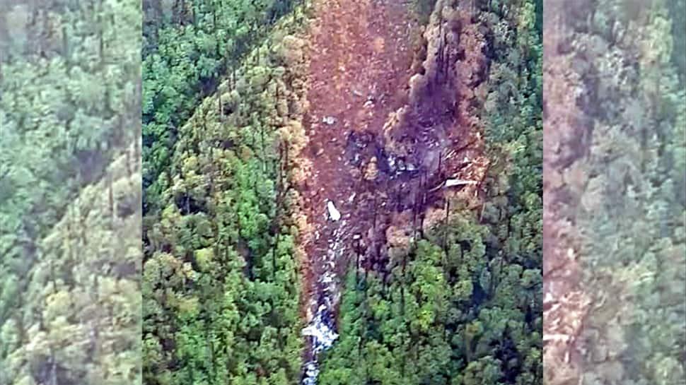 Efforts on to reach possible survivors after AN-32 wreckage found in Arunachal Pradesh