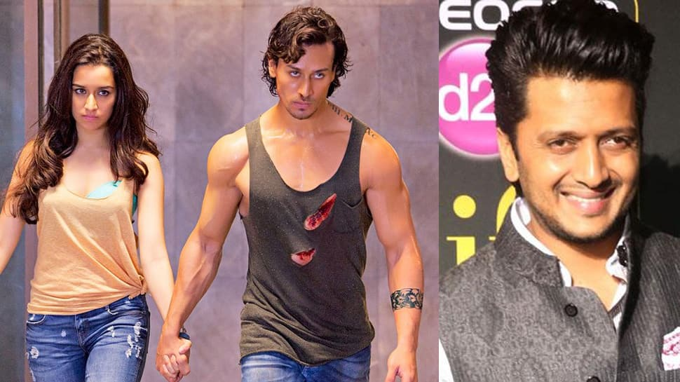 It's official! Riteish Deshmukh to star in 'Baaghi 3' along with Tiger Shroff and Shraddha Kapoor—Deets inside