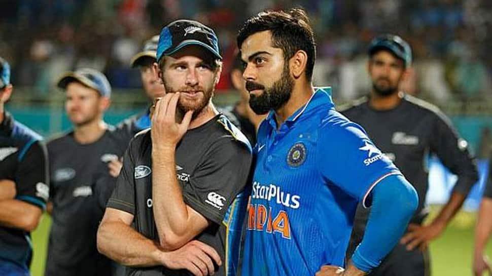 India aim to avenge warm-up loss against New Zealand, rain may play spoilsport